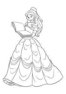 Princesses Disney - Belle